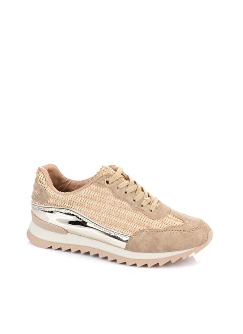 Elle Sneakers Ayakkabı Bej
